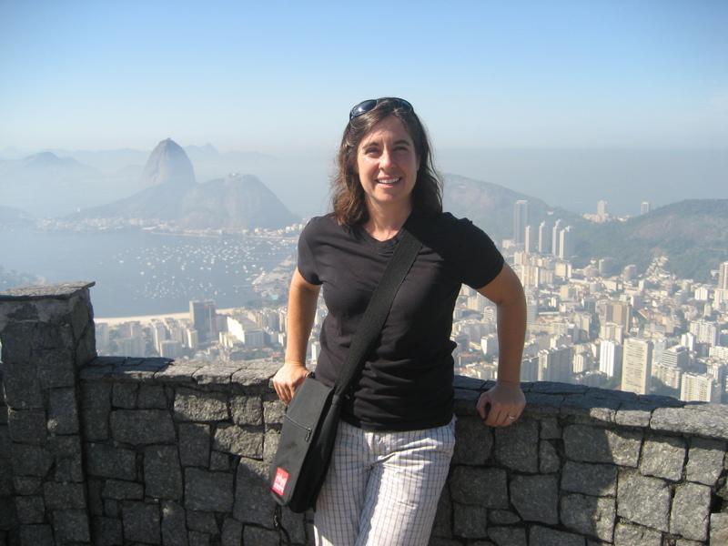 Rio, July 2008